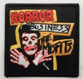 Misfits - 'Horror Business' Embroidered Patch